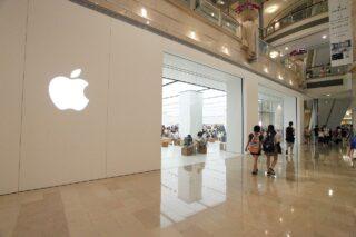 Магазин Apple. Фото MiNe