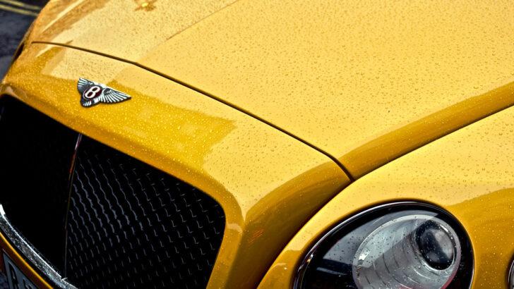 Bentley. Фото Karla Car / Unsplash