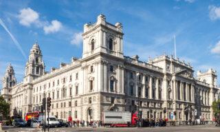 Казначейство Великобритании. Фото Carlos Delgado