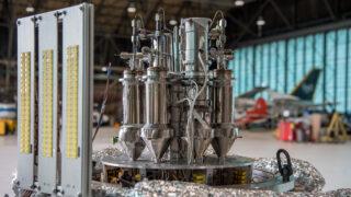 Прототип ядерного реактора. Фото NASA