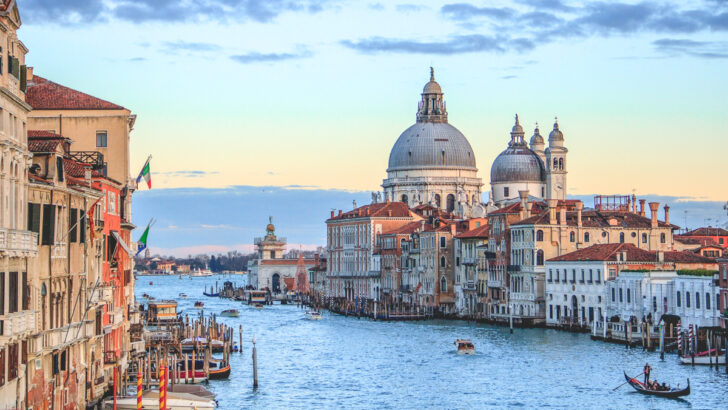 Венеция. Фото Henrique Ferreira / Unsplash
