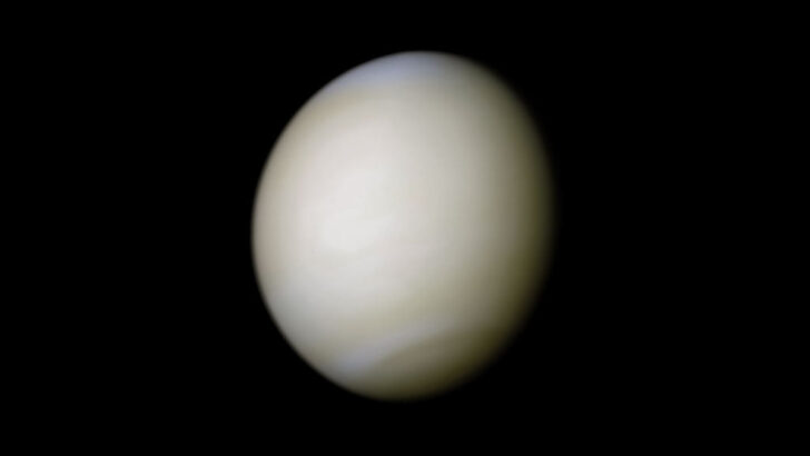 Венера. Фото NASA