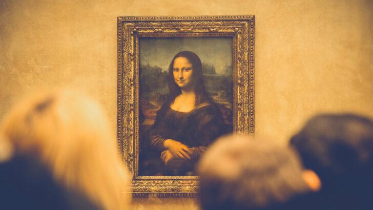 «Мона Лиза». Фото Eric TERRADE / Unsplash
