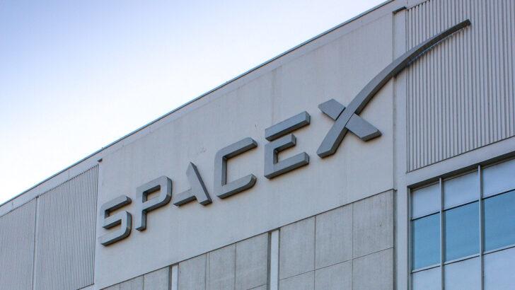 SpaceX. Фото Bruno Sanchez-Andrade Nuño