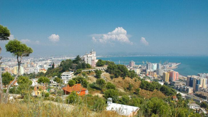 Дуррес, Албания. Фото Jason Rogers