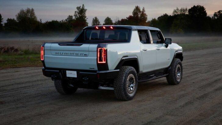 GMC Hummer EV. Фото General Motors