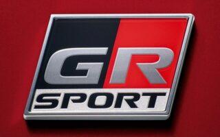 Логотип серии Toyota GR-Sport. Фото Toyota