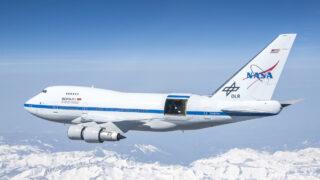 Летающая обсерватория SOFIA. NASA