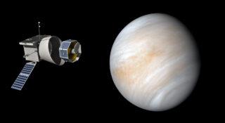 BepiColombo. Фото NASA