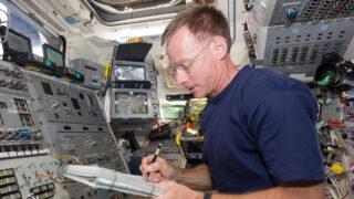 Крис Фергюсон. Фото NASA