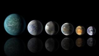 Экзопланеты. Фото NASA