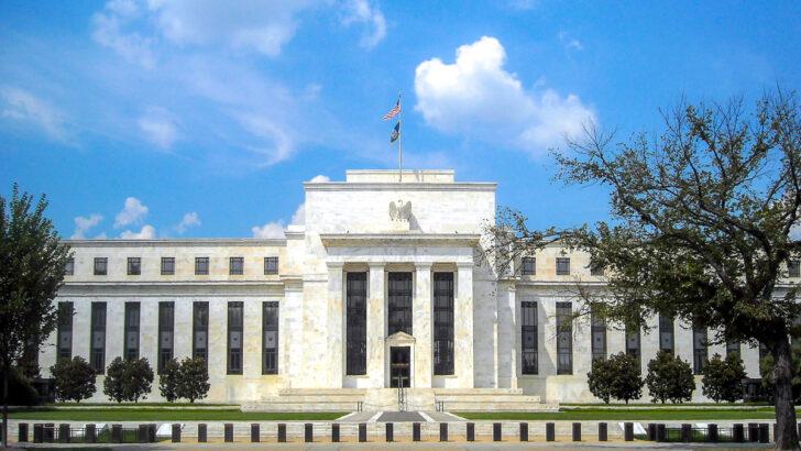 Здание Федеральной резервной системы США. Фото AgnosticPreachersKid