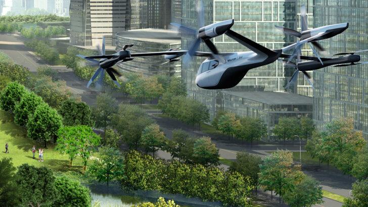 Urban Air Mobility. Фото Hyundai