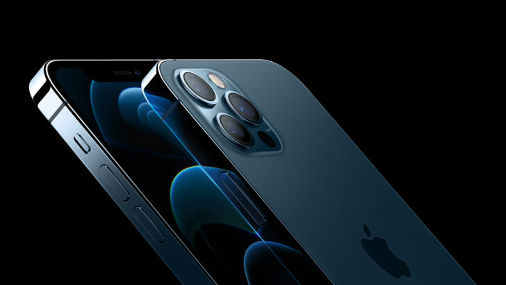 iPhone 12 Pro. Фото Apple