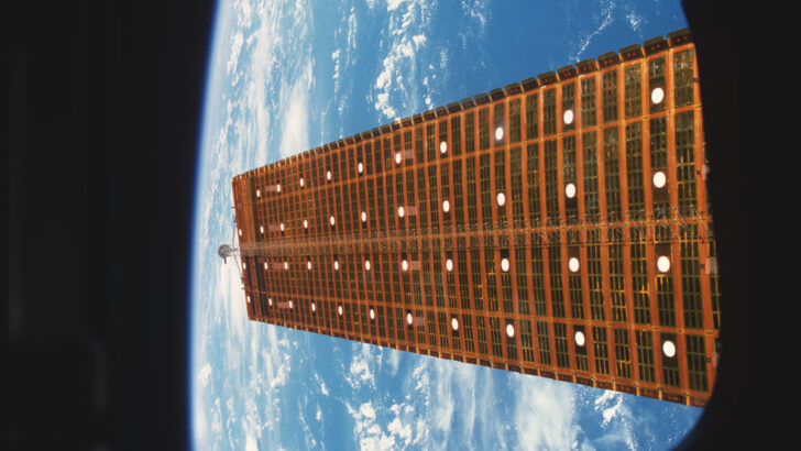 Солнечная панель. Фото U.S. National Archives