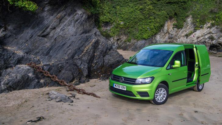 Volkswagen Caddy. Фото Volkswagen