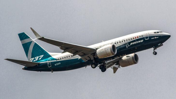 Boeing 737 Max. Фото Steve Lynes
