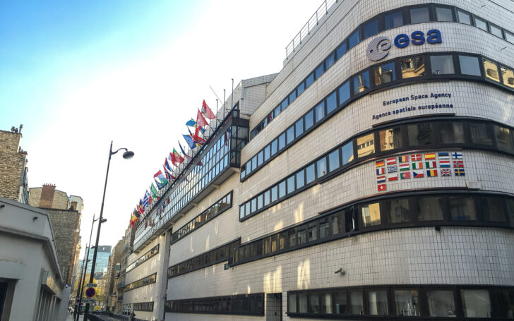 Европейское космическое агентство (ESA). Фото M. Trovatello