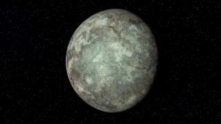 Экзопланета K2-141b. Фото кадр из видео Times Infinity