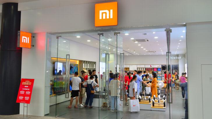 Магазин Xiaomi. Фото Raysonho
