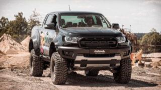 Ford Ranger Raptor от delta4x4. Фото delta4x4