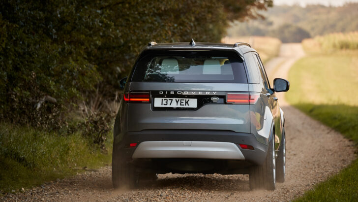 Land Rover Discovery. Фото Land Rover