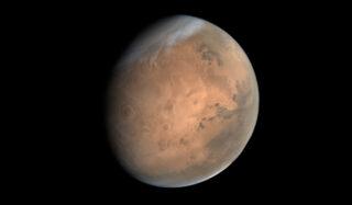 Марс. Фото Justin Cowart