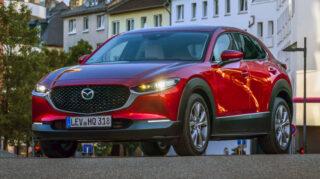 Mazda CX-30. Фото Mazda