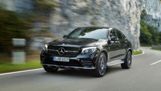 Mercedes-AMG GLC 43 Coupe. Фото Mercedes-Benz