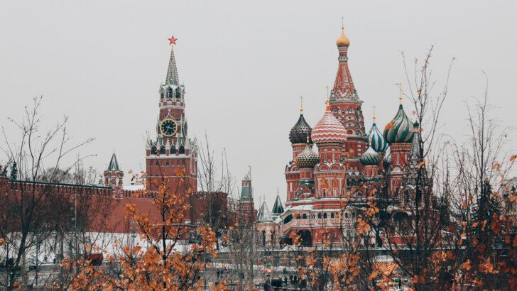 Москва. Фото Michael Parulava / Unsplash