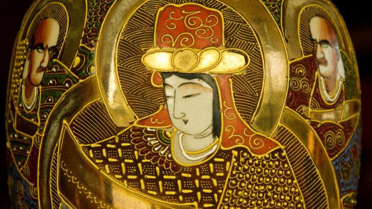 Китайский фарфор. Фото jackmac34 / Pixabay