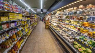 Супермаркет. Фото Wilfredor