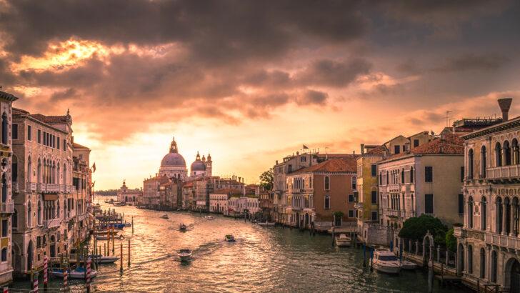 Венеция, Италия. Фото Karsten Würth / Unsplash