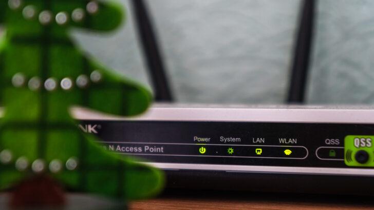 Точка доступа Wi-Fi. Фото Misha Feshchak / Unsplash