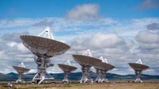 Радиотелескоп. Фото CGP Grey