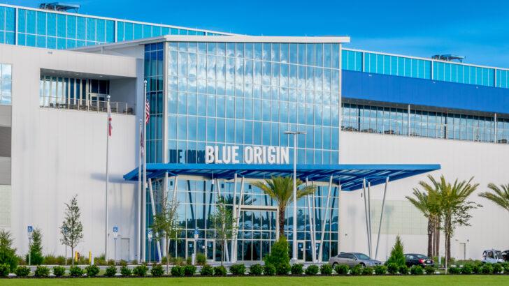 Здание Blue Origin. Фото Thomas Kelley/Shutterstock.com