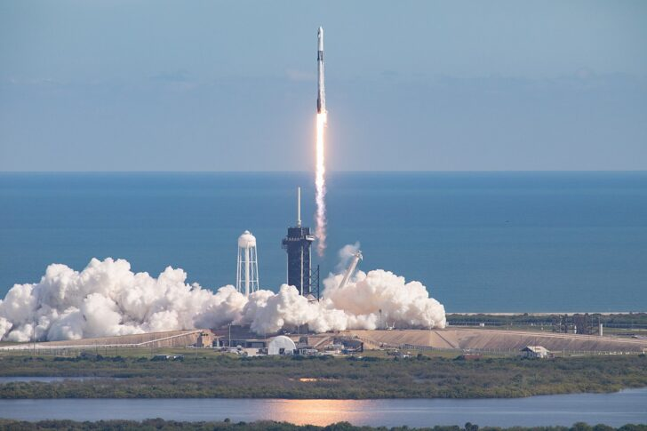 Запуск миссии CRS-21. Фото NASA/Kim Shiflett