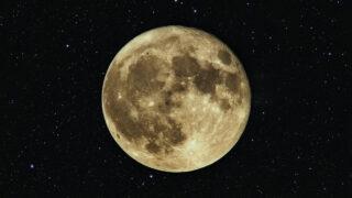 Луна. Фото Neven Krcmarek / Unsplash