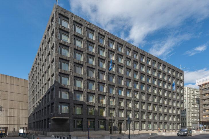 Банк Швеции. Фото Arild Vågen (CC BY-SA 4.0)