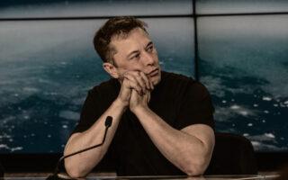 Илон Маск. Фото Daniel Oberhaus (CC BY 2.0)