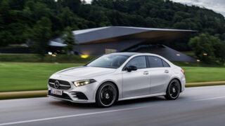 Mercedes-Benz A-Class. Фото Daimler