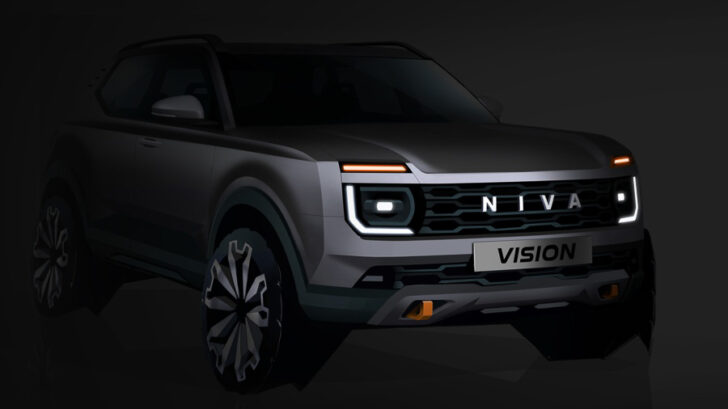 Niva Vision. Фото Renault Group