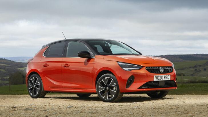 Opel Corsa-e. Фото Opel