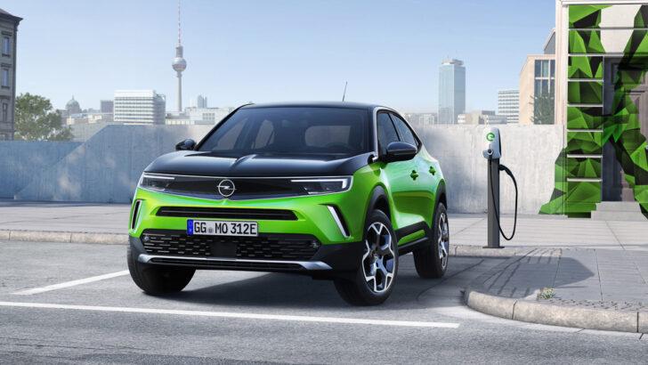 Opel Mokka-e. Фото Opel