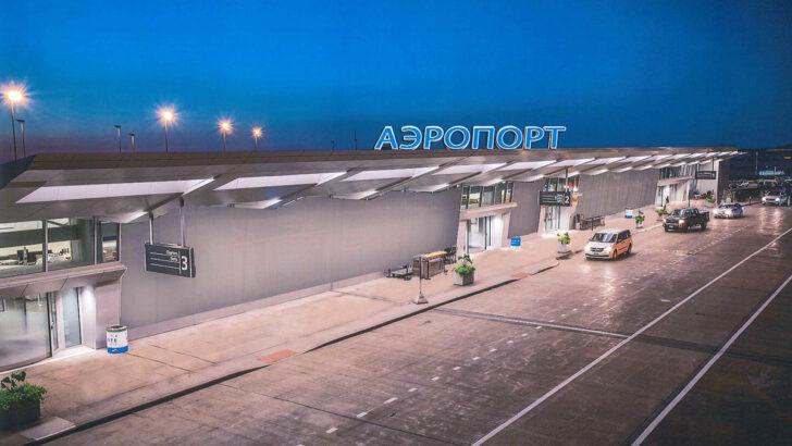 Аэропорт космодрома «Восточный». Иллюстрация «Роскосмоса»