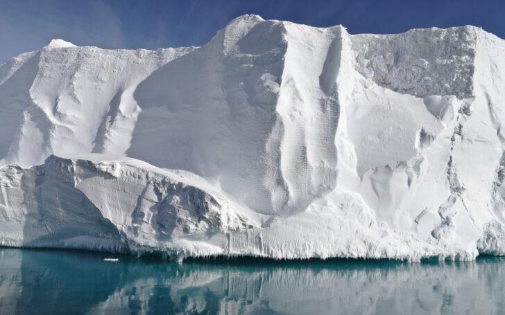 Шельфовый ледник Бранта. Фото Ronja Reese / imaggeo.egu.eu