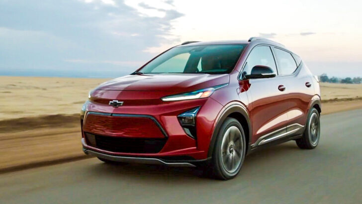 Chevrolet Bolt EUV. Фото General Motors