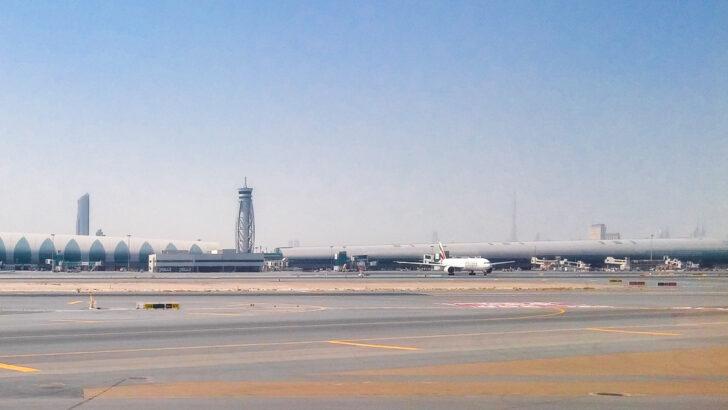 Международный аэропорт Дубай. Фото Константин Завьялов / Где и что
