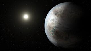Экзопланета. Фото NASA