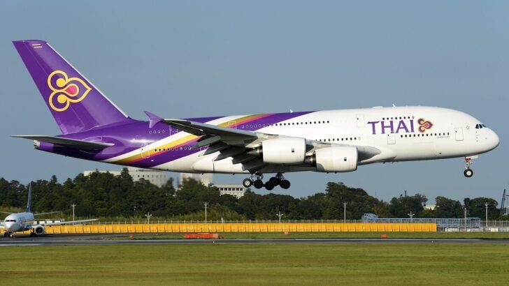 Авиалайнер Airbus A380. Фото Toshi Aoki (CC BY-SA 3.0)